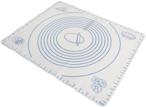 Norpro Silicone Pastry Mat with Measures image