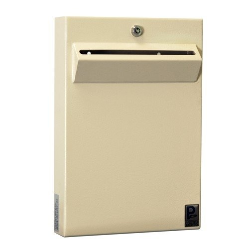 Protex LPD-161 Safe Low-Profile Wall Mount Drop Box by Protex