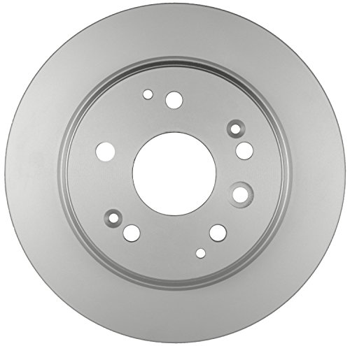 Bosch 26010747 QuietCast Premium Disc Brake Rotor For 2004-2008 Acura TL and 2003-2011 Honda Element; Rear