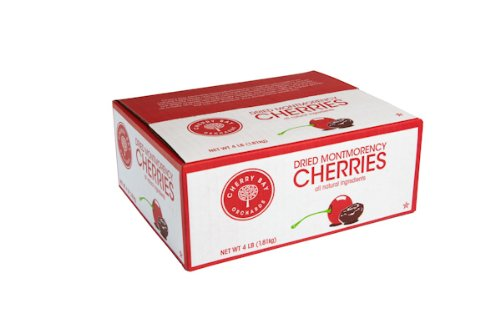 Sweetened Dried Montmorency Tart Cherries 4lb box by Cherry Bay Orchards (Image #2)