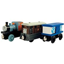 Thomas And Friends Wooden Railway - Toby And Bash on the Farm