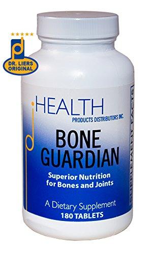 (Bone Guardian (180 tabs) - Bone and Joint Support Minerals Calcium, Magnesium, Zinc, Copper)