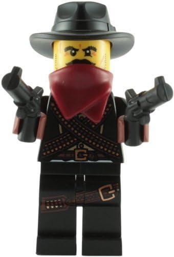 LEGO Minifiguras Coleccionables: Bandido Minifigura (Serie 6 ...