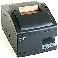 Star Micronics SP700 SP742 Receipt Printer. SP742MD IMPACT FRICTION CUT SER GRY INT UPS ORDER CABLE XTRA RP-IR. 4.7 lps Mono - 203 dpi - Serial
