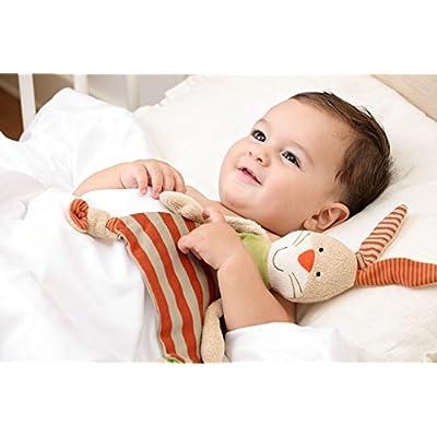 sigikid Organic Bunny Snuggly : Baby
