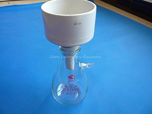 250  ml Buchner Trichter Apparat, filting Trichter fü r Vakuum Saugnapf Filter Beijing Getty Laboratory Glassware Co.