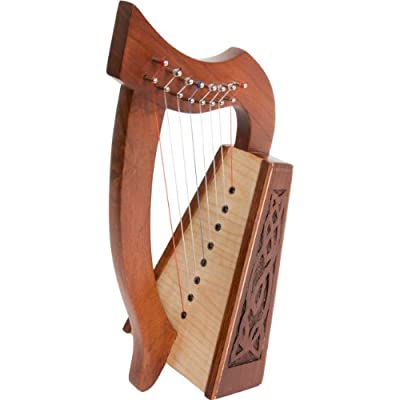 roosebeck-lily-harp-8-strings-knotwork