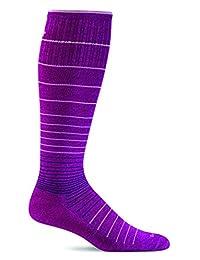 Sockwell - Calcetines de compresión graduados moderados para Mujer