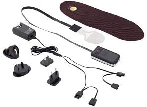 Sidas Pro Set with Custom H Element Insoles Battery Powered Boot Warming System One Size