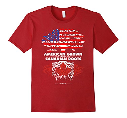 mens-american-grown-with-canadian-canada-roots-t-shirt-2xl-cranberry