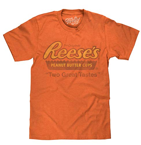 Reese's Cup Two Great Tastes Men's Licensed T-Shirt