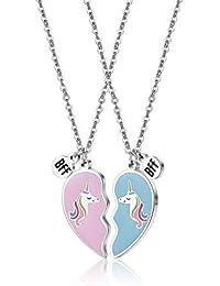 Girls Necklaces And Pendants Amazon Com