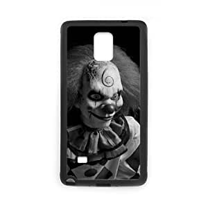 XOXOX Customized Cell phone Cases of Dead Silence Phone Case For Samsung Galaxy note 4 [Pattern-2]