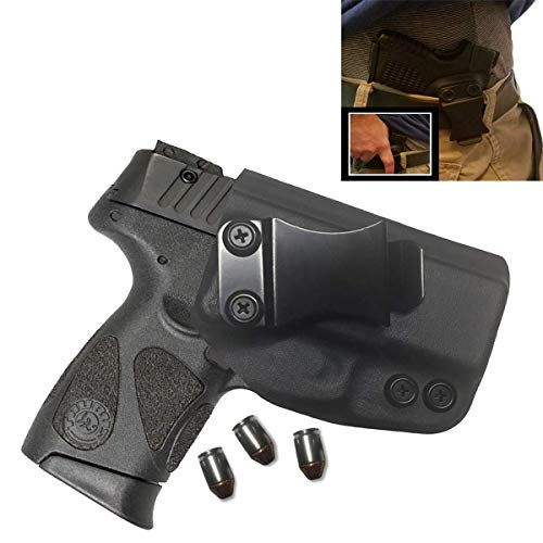 Elite Force Holsters: Kydex IWB Holster, Audible Click, for Taurus G2S -  Black, Right Hand