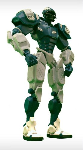 NFL Philadelphia Eagles Fox Sports Team Robot, 10-inches