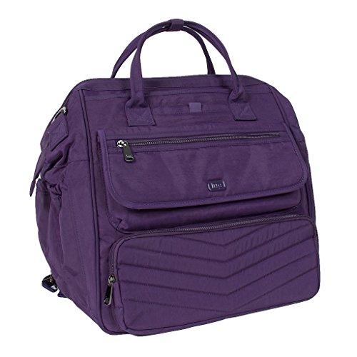 Lug Women's via Convertible Travel Duffel Bag, Concord Purple, One Size by Lug