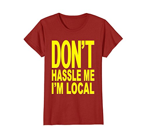 Dont Hassle Me IM Local Shirt from Surf Documentary