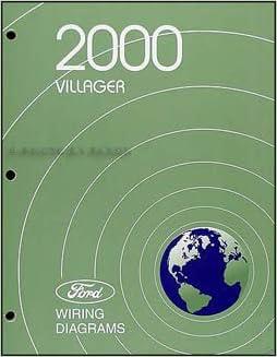 2000 Mercury Villager Wiring Diagram Manual Original: Mercury: Amazon.com:  BooksAmazon.com