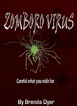 Zomboro Virus by [Dyer, Brenda]