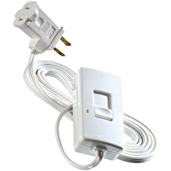 Leviton Tbi03 1lw Tabletop Slide Control Lamp Dimmer 300