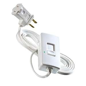 Leviton tbi03 1lw tabletop slide control lamp dimmer 300 for Floor lamp sliding dimmer switch
