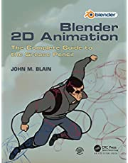 Blender 2D Animation: The Complete Guide to the Grease Pencil