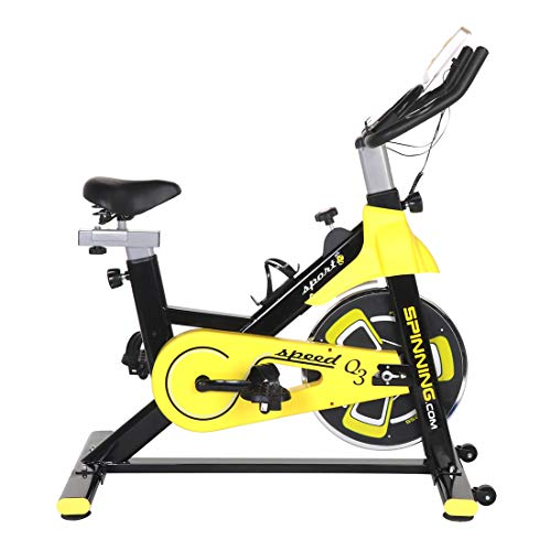 Queiting Spinning Indoor Exercise Bike Indoor Sports Training Fitness Cardio Bike For Home Use