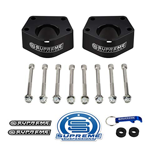Supreme Suspensions - Front Leveling Kit for 1986-1995 IFS 4Runner [2WD + 4WD] • 1993-1998 IFS T100 [4WD] • 1986-1995 IFS Pickup [4WD] 3