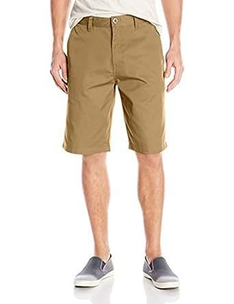 Amazon.com: Volcom - Mens Frickin Chino Shorts, Size: 40