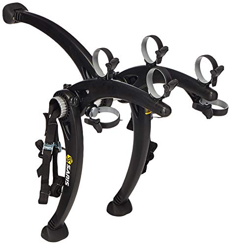 Saris Bones 805 (2-Bike) Trunk Mount Rack - Mazda 3 Bike Rack