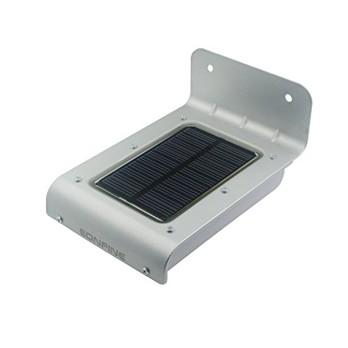 Outdoor Led Wall Light With Pir - 5