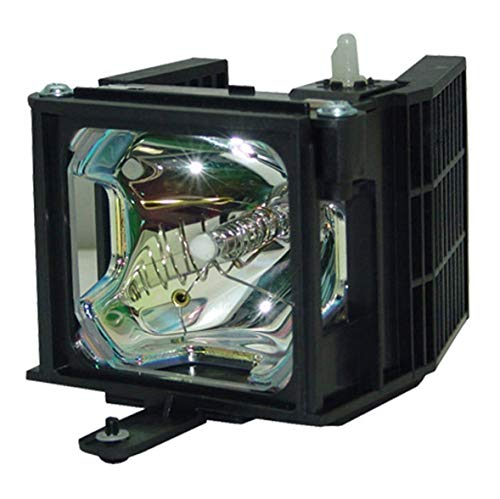 GOLDENRIVER LCA3116 Replacement Lamp with Housing for Philips BSURE SV1 / BSURE SV2 / BTENDER/Garbo/Garbo Home Cinema/Garbo Matchline / LC3031 / LC3031/17 Projectors