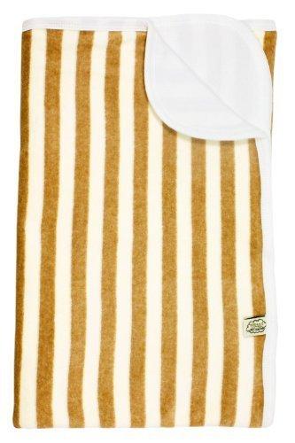 Organic Velour Baby Blanket - Imse Vimse Organic Velour Baby Blanket (Mocha)
