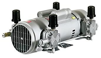 Gast 8HDM-10-M853 Oil Less Air Compressor, Piston