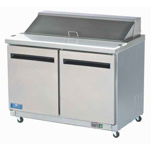 Arctic Air AST48R Two Door Sandwich Prep Table by Arctic Air (Image #1)