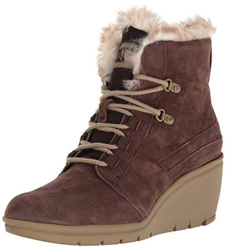 Picture of Caterpillar Women's Harper Waterproof Fur Winter Boot