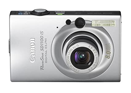 amazon com canon powershot sd1100is 8mp digital camera with 3x rh amazon com Canon PowerShot SD1100 IS Digital ELPH Canon PowerShot SD1100 Is Labeled