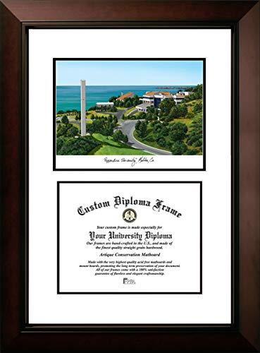 (Campus Images CA944LV Pepperdine University Legacy Scholar Diploma Frame, 8.5