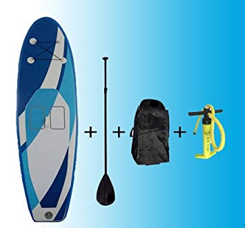 Tabla Paddle Surf 9,3 - Hinchable: Amazon.es: Deportes y ...
