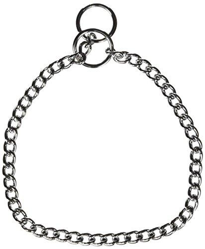 Hamilton Choke Chain Dog Collar, 18-Inch