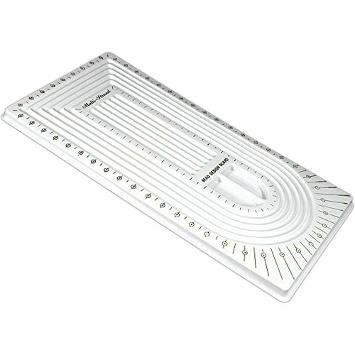 Bead Stringing Beading Sorting Tray 5 U Channel Board