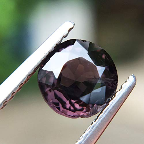 Lovemom 1.14ct Natural Cushion Unheated Purple Spinel Myanmar #PU by Lovemom (Image #3)