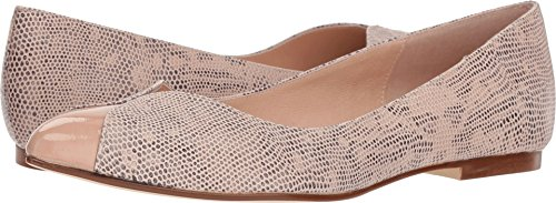 Womens Serpent Imprimé Nude Zigzag Sole French u3FcTKJl1