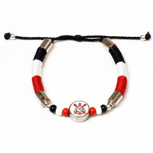 fan products of Bracelets BRAZIL SOCCER TEAM CORINTHIANS