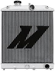 Mimoto MMRAD-CIV-92 Performance Aluminium-K/Ã/¼hler f/Ã/¼r  Civic