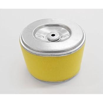 Adefol 5 Pack Air Filter Cleaner for Honda GX140 GX160 GX200 5.5HP 6.5HP Engine Replace 17210-ZE1-822 17210-ZE1-505 17210-ZE1-517
