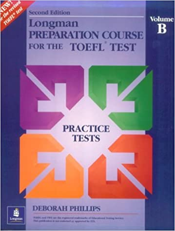 Longman Preparation Course For The Toefl Test Practice Test