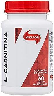 L-Carnitina - 60 Cápsulas, Vitafor