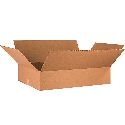 BOX USA B36248 Corrugated Boxes, 36