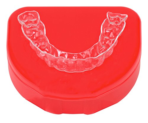 (Custom Essix Plus Super Clear Dental Retainers -Single (Either Upper or Lower))